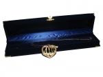 Амулет под золото  с надписью АЛЛАХ в подарочной коробочке.