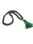 Четки православные 54  шарика  из змеевика