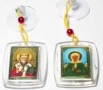 Подвеска православная  2-х сторолнная