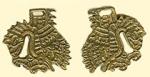 Амулет двухсторонний  Мифический ореол Ацтеков