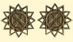 Амулет двухсторонний  Звезда Эрцгаммы