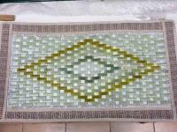 Массажный коврик из натурального нефрита