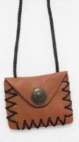 Тумар ( тавиз) кожаный с надписью аят уль курси